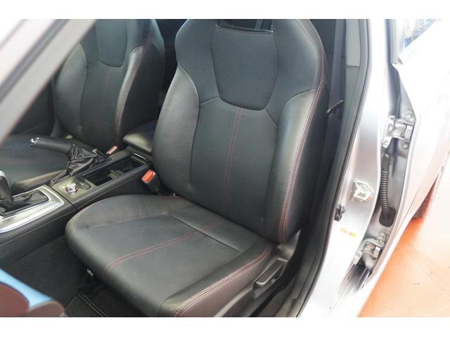 WRX STI Aライン 4WDMTモードSDナビDTVクルーズコントロール電動シートスマートキーBカメラETC禁煙(17枚目)