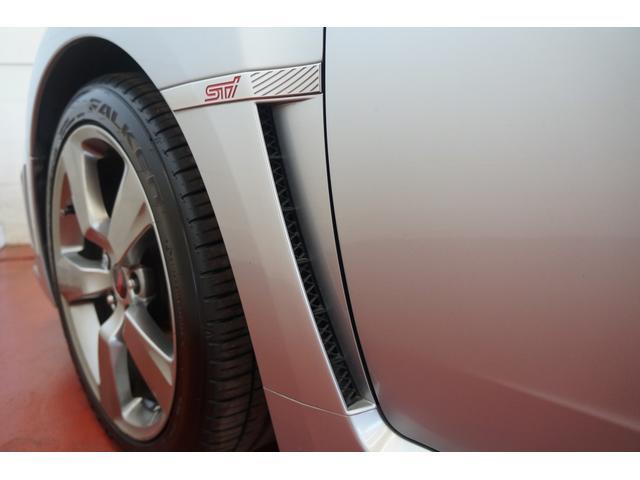 WRX STI Aライン 4WDMTモードSDナビDTVクルーズコントロール電動シートスマートキーBカメラETC禁煙(30枚目)