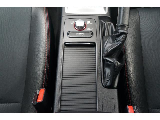 WRX STI Aライン 4WDMTモードSDナビDTVクルーズコントロール電動シートスマートキーBカメラETC禁煙(36枚目)