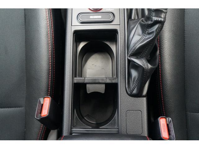 WRX STI Aライン 4WDMTモードSDナビDTVクルーズコントロール電動シートスマートキーBカメラETC禁煙(37枚目)