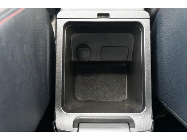 WRX STI Aライン 4WDMTモードSDナビDTVクルーズコントロール電動シートスマートキーBカメラETC禁煙(38枚目)