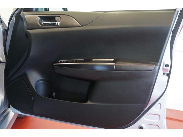 WRX STI Aライン 4WDMTモードSDナビDTVクルーズコントロール電動シートスマートキーBカメラETC禁煙(43枚目)