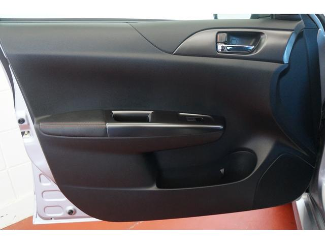 WRX STI Aライン 4WDMTモードSDナビDTVクルーズコントロール電動シートスマートキーBカメラETC禁煙(44枚目)