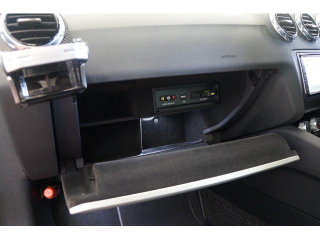 1.8TFSI Sラインパッケージ 純正SDナビ DTV パドルーシフト ハーフレーザーシート ETC 禁煙 AW18インチ(45枚目)