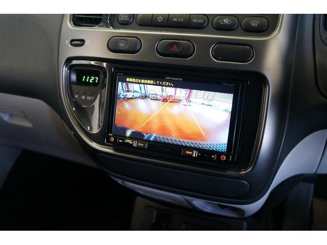 アクティブフィールドエディション メモリナビ TV Bカメラ オートステップ 禁煙 ETC キーレス キー JAOSグリルガード AW15インチ(46枚目)