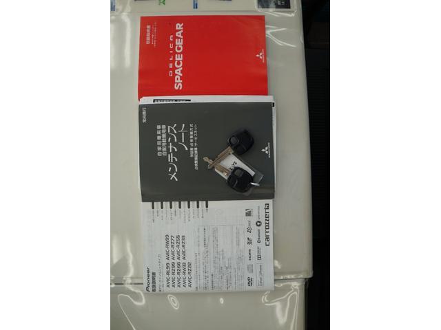 アクティブフィールドエディション メモリナビ TV Bカメラ オートステップ 禁煙 ETC キーレス キー JAOSグリルガード AW15インチ(58枚目)