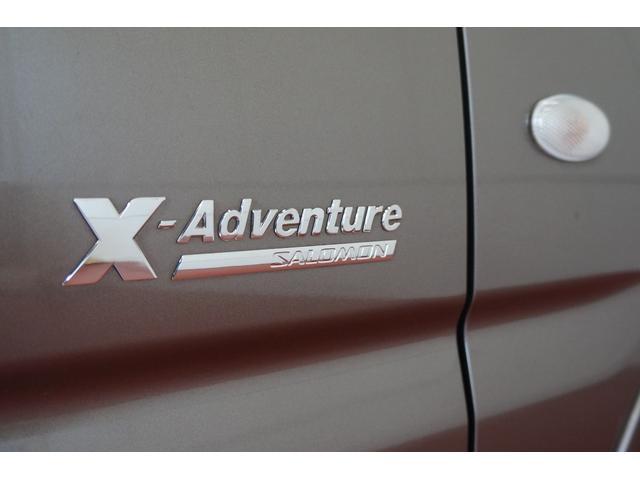 クロスアドベンチャー 4WD MT5速 メモリーナビT V  シートヒーター  禁煙  ETC キーレス AW16(60枚目)