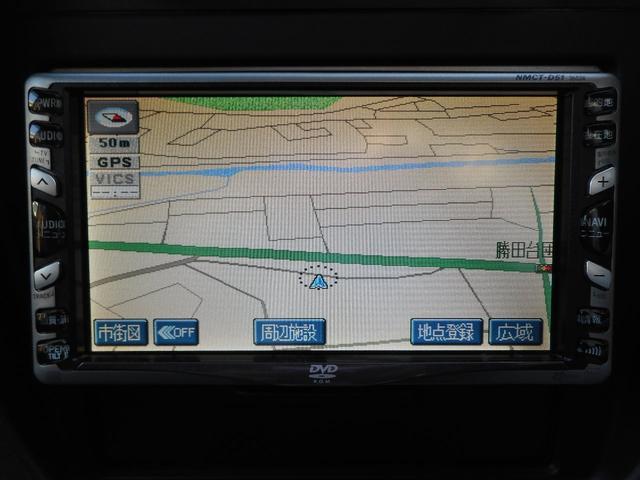 ブラックナビゲーター限定車純正黒色キーレスETC関東使用車(6枚目)