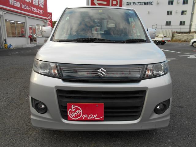 「スズキ」「ワゴンRスティングレー」「コンパクトカー」「千葉県」の中古車21