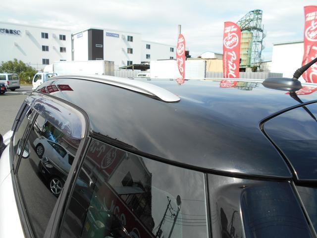 クーパー クロスオーバー ホワイトツートン プッシュスタート ミラーカバー ETC装備 純正16インチアルミ(56枚目)