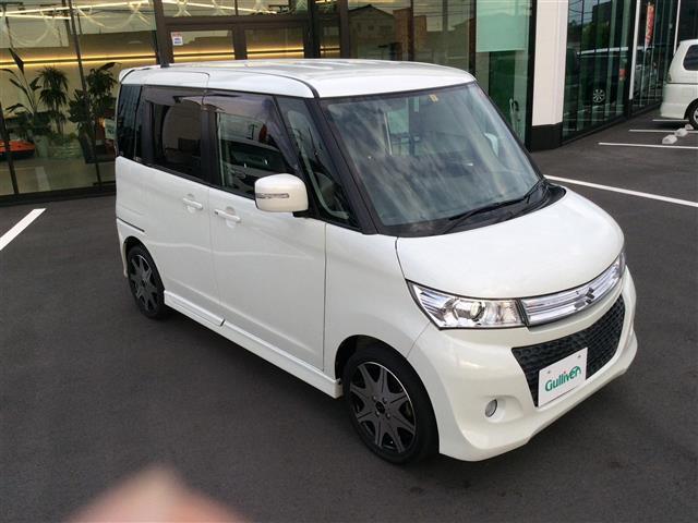 「スズキ」「パレットSW」「コンパクトカー」「栃木県」の中古車6