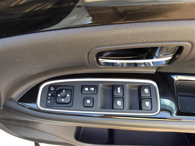 Gプレミアムパッケージ 電気温水式ヒーター メーカーナビ ロックフォード フルセグTV Bluetooth マルチアラウンドモニター フリップダウンモニター 黒革シート サンルーフ RAYSホムラ20インチAW(15枚目)