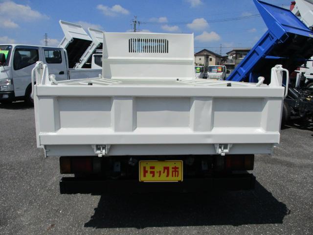 3.0トン強化フルフラットローダンプ(10枚目)