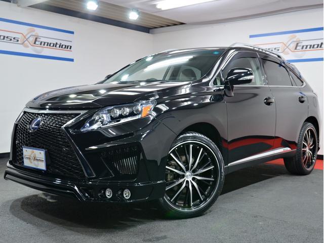 「レクサス」「RX」「SUV・クロカン」「愛知県」の中古車4