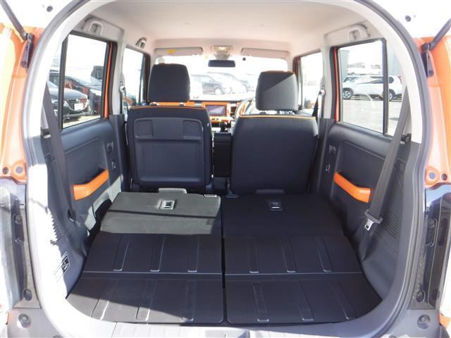 X ターボ 4WD ワンオーナー 社外ナビ シートヒーター(6枚目)