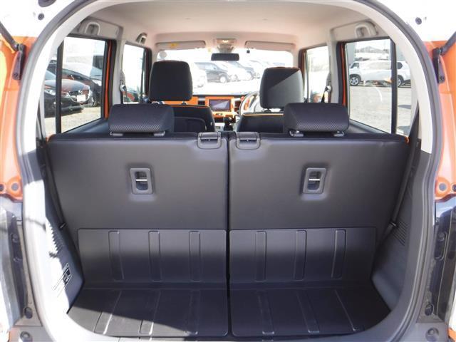 X ターボ 4WD ワンオーナー 社外ナビ シートヒーター(8枚目)