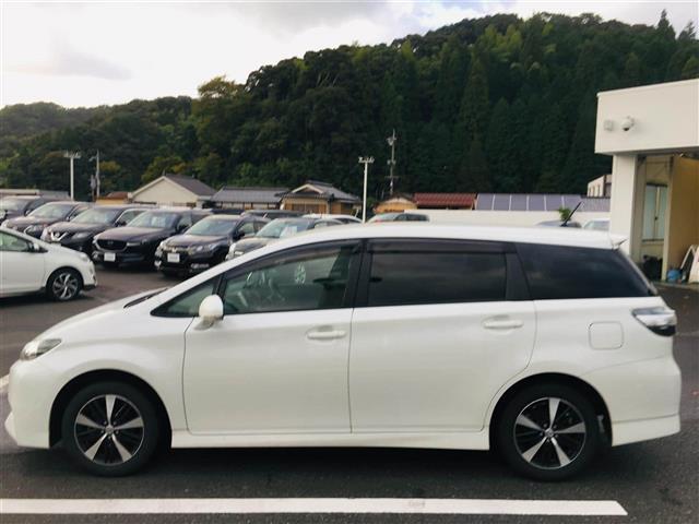 「トヨタ」「ウィッシュ」「ミニバン・ワンボックス」「京都府」の中古車6