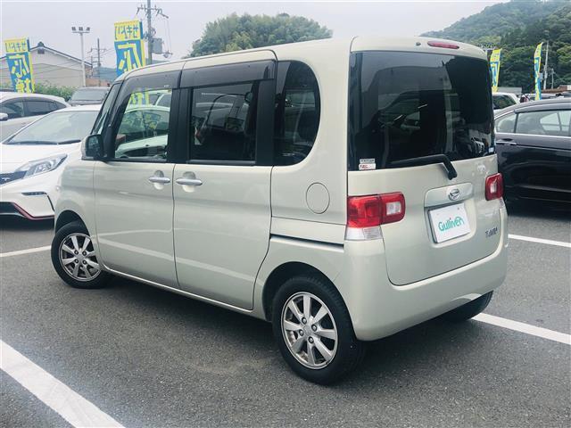 「ダイハツ」「タント」「コンパクトカー」「京都府」の中古車2
