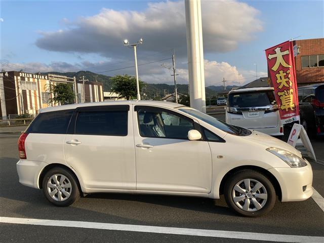 「トヨタ」「ウィッシュ」「ミニバン・ワンボックス」「京都府」の中古車11