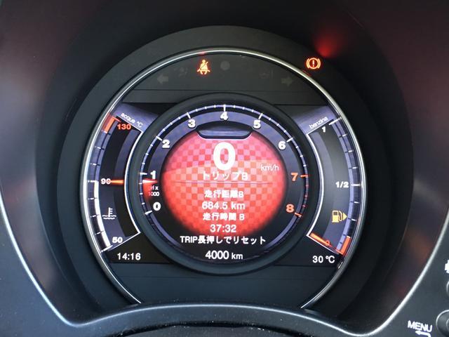 コンペティツィオーネ Brembo赤キャリパー 5MT(17枚目)
