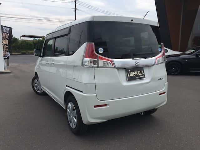 「スズキ」「ソリオ」「ミニバン・ワンボックス」「熊本県」の中古車2