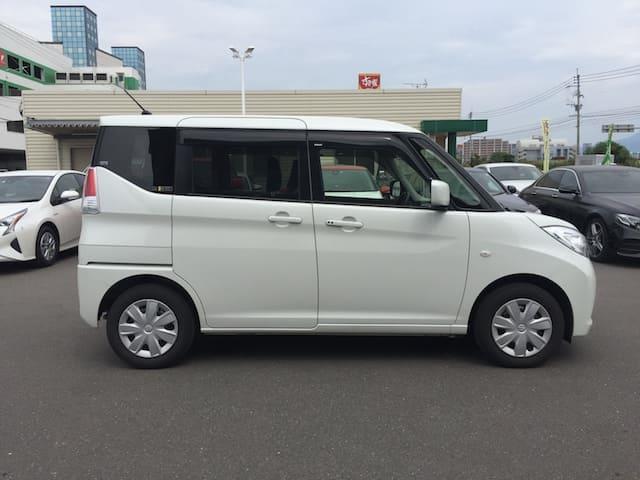 「スズキ」「ソリオ」「ミニバン・ワンボックス」「熊本県」の中古車9