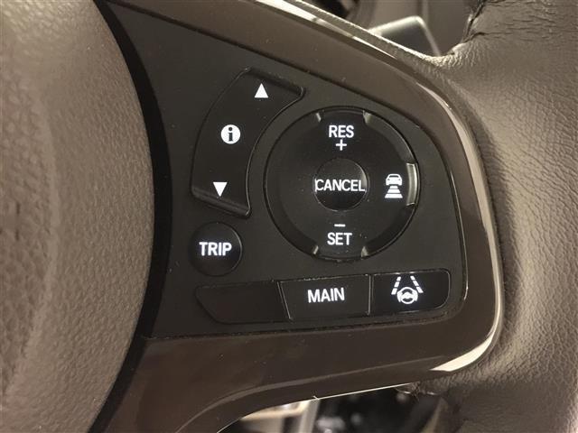 G・Lターボホンダセンシング 衝突軽減ブレーキ 社外ナビ フルセグTV バックカメラ ETC 両側パワースライドドア レーンキープアシスト クルーズコントロール オートライト プッシュスタート スマートキー(5枚目)