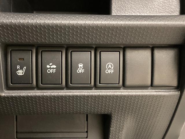 Gターボ 衝突軽減ブレーキ プッシュスタート 社外SDナビ ETC 右前席シートヒーター HIDヘッドライト オートライト 電動格納ミラー 純正フロアマット 純正ドアバイザー(25枚目)
