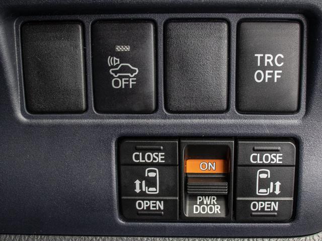 ★両側パワースライドドア搭載!!簡単レバー操作で開閉可能!運転席に乗りながらでもスイッチ一つでドア開閉まで可能です!