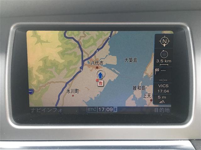 「アウディ」「アウディ Q7」「SUV・クロカン」「熊本県」の中古車10