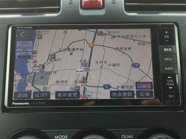 2.0i-S アイサイト Ver.2 社外ナビ CD AM FM DVD フルセグTV BT対応 純正18アルミホイール パワーバックドア パワーシート シートヒーター メモリーシート Xモードスイッチ HIDヘッドライト(19枚目)