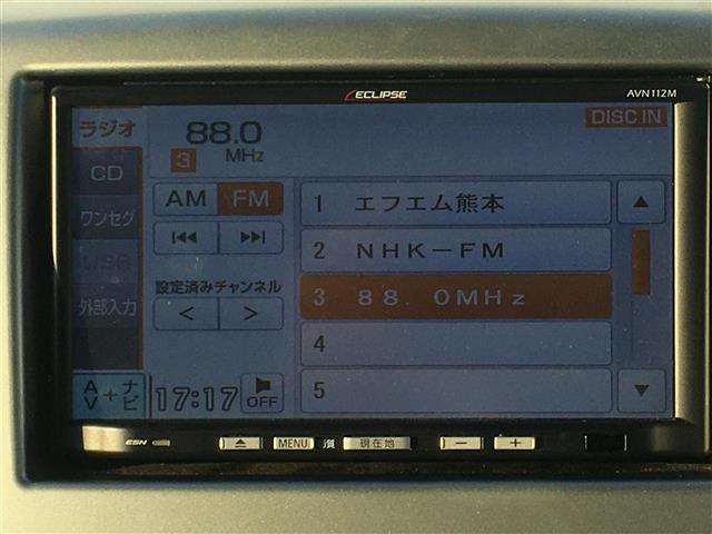 XG 社外SDナビ CD/ワンセグTV ETC フロアマット スペアキー×1 ヘッドライトレベライザー(25枚目)