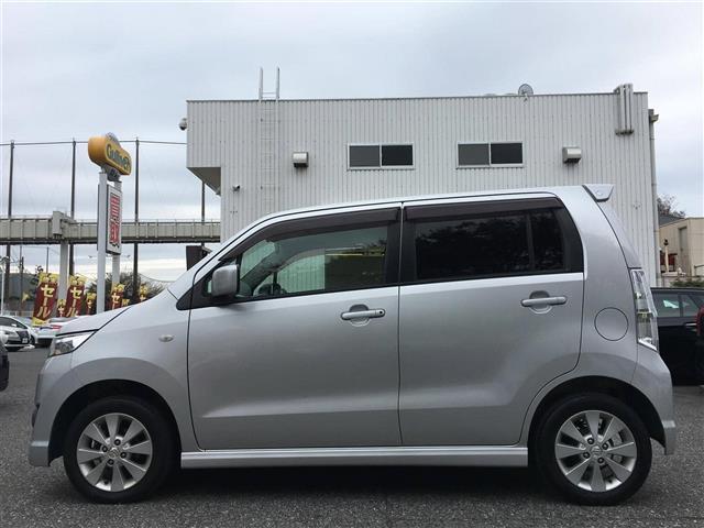 「スズキ」「ワゴンRスティングレー」「コンパクトカー」「鹿児島県」の中古車11