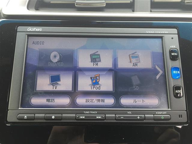 【純正7型SDナビ】フルセグTV/CD/DVD/Bluetooth