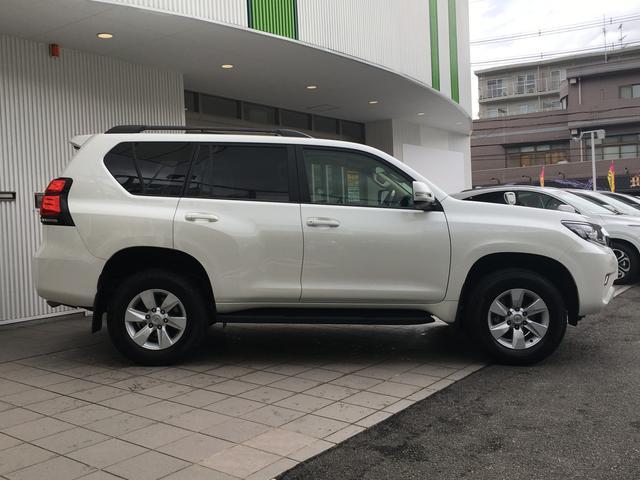 「トヨタ」「ランドクルーザープラド」「SUV・クロカン」「大阪府」の中古車28