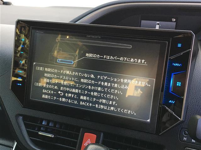 ZS 煌 車種専用カロッツェリア10インチナビ/フルセグ/DVD/Bluetooth 両側パワースライドドア トヨタセーフティセンス クルーズコントロール アイドリングストップ USBポート  スマートキー(4枚目)