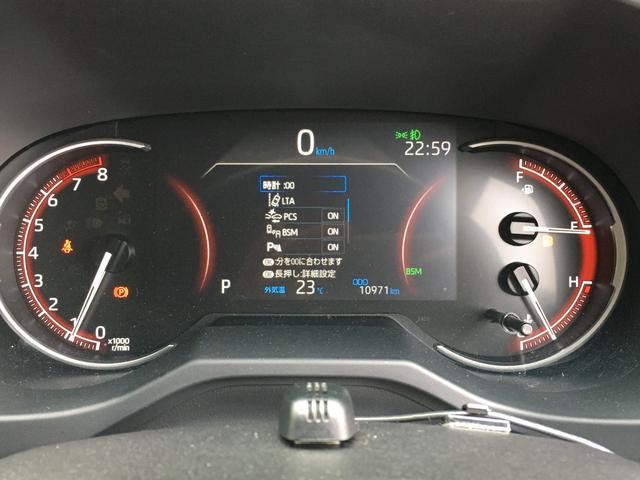 G Zパッケージ 純正大画面ナビ デジタルインナーミラー トヨタセーフティセンス フロントシートヒーター ドライブレコーダー ビルトインETC2.0 運転席電動シート 純正19インチアルミホイール LEDヘッドライト(24枚目)