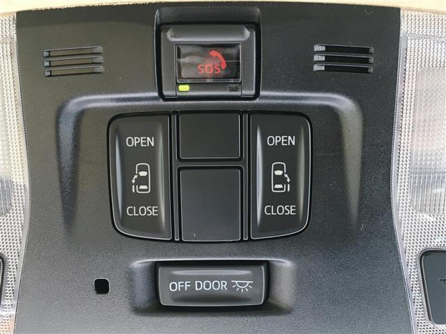 2.5X 登録済未使用車 ディスプレイオーディオ バックカメラ トヨタセーフティセンス レーダークルースコントロール 両側パワースライドドア コーナーセンサー カーテン・サイドエアバック プッシュスタート(8枚目)
