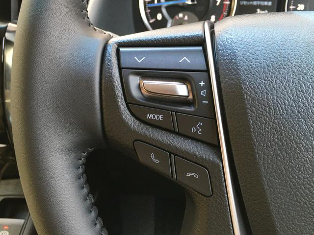 2.5X 登録済未使用車 ディスプレイオーディオ バックカメラ トヨタセーフティセンス レーダークルースコントロール 両側パワースライドドア コーナーセンサー カーテン・サイドエアバック プッシュスタート(33枚目)