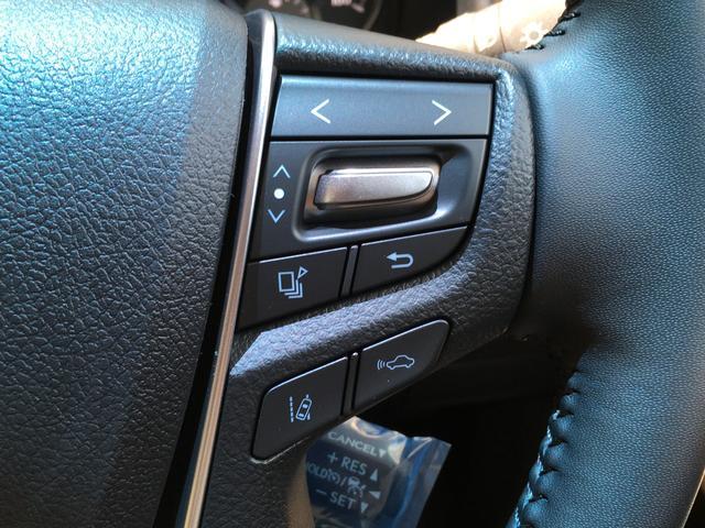 2.5X 登録済未使用車 ディスプレイオーディオ バックカメラ トヨタセーフティセンス レーダークルースコントロール 両側パワースライドドア コーナーセンサー カーテン・サイドエアバック プッシュスタート(34枚目)