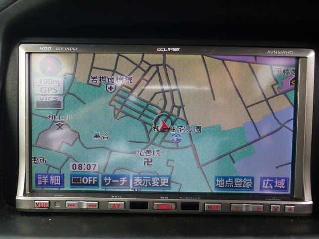 カスタム R ナビエディションII インタークーラーターボ HDDナビ地デジ見れます ドライブレコーダー(11枚目)