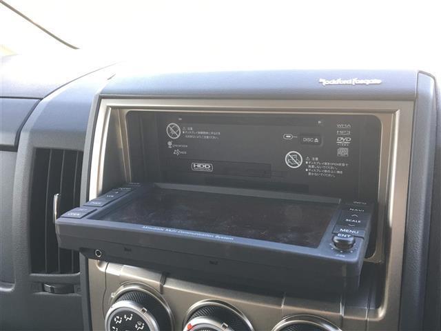 G-Premium ワンオーナー/4WD/HDDナビ/DVD(10枚目)