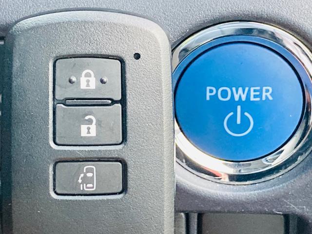 ハイブリッドX トヨタセーフティセンス/純正ナビ/バックモニター/ETC/パワースライドドア/オートエアコン/電動格納ウィンカーミラー/プッシュスタート/スマートキー(12枚目)
