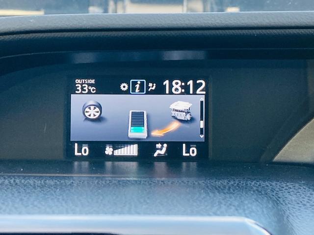ハイブリッドX トヨタセーフティセンス/純正ナビ/バックモニター/ETC/パワースライドドア/オートエアコン/電動格納ウィンカーミラー/プッシュスタート/スマートキー(24枚目)