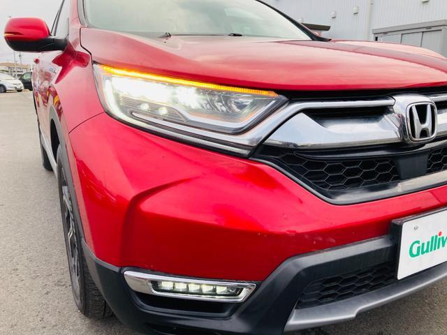 「ホンダ」「CR-Vハイブリッド」「SUV・クロカン」「熊本県」の中古車17