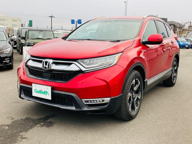 「ホンダ」「CR-Vハイブリッド」「SUV・クロカン」「熊本県」の中古車47