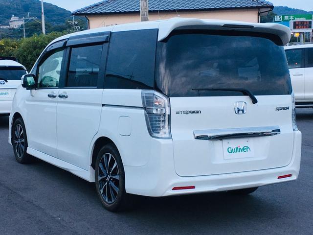 「ホンダ」「ステップワゴンスパーダ」「ミニバン・ワンボックス」「熊本県」の中古車20
