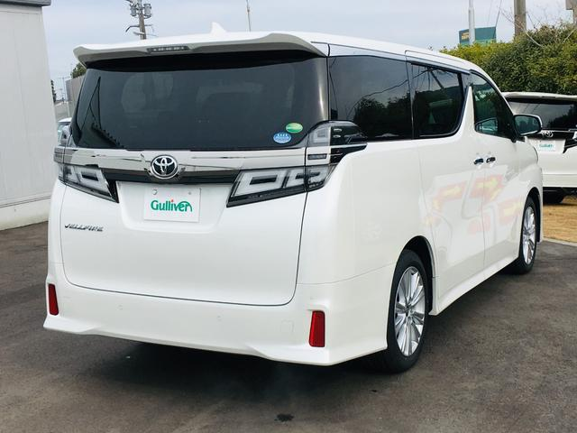 「トヨタ」「ヴェルファイア」「ミニバン・ワンボックス」「熊本県」の中古車49