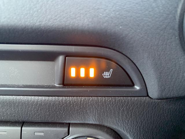 【 シートヒーター 】冬場のお供に。暖かいシートは女性には嬉しい機能ですね♪