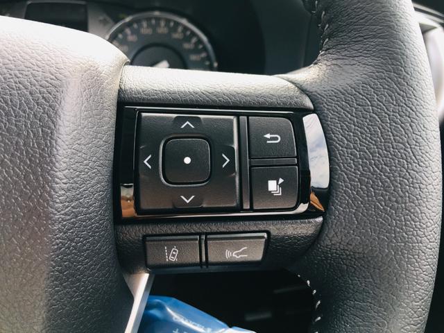 Z 登録済未使用車/後期モデル/衝突軽減ブレーキ/クリアランスソナー/バックカメラ/クルーズコントロール/ステアリングスイッチ/アイドリングストップ/スマートキー/プッシュスタート(8枚目)
